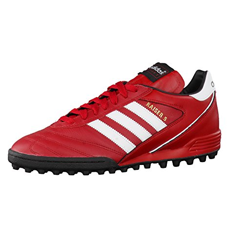 Adidas Fußballschuhe Kaiser 5 Team Herren power red-running white-core black (B24026), 39 1/3, rot
