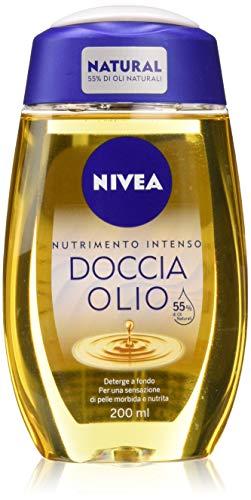 Nivea Natural Oil Gel de Ducha - 6 de 200 ml. (Total 1200 ml.)