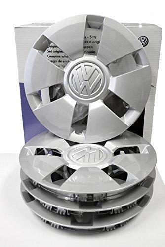 Originele Volkswagen VW Parts VW up wieldoppen 14 inch wieldoppen originele VW Accessoires
