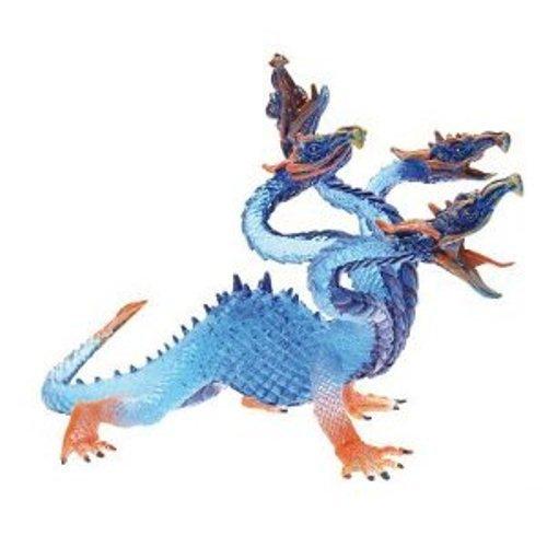 Plastoy 60227–Figur–Die Hydra, durchscheinend–blau