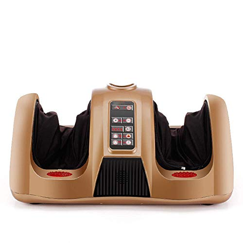 Home Accessories Stylish Simplicity Foot Massager Machine Shiatsu | Shiatsu Foot Massager | Electromagnetic Stimulate Blood Circulation Therapy Muscle Relax Tired Aching Feet A-M