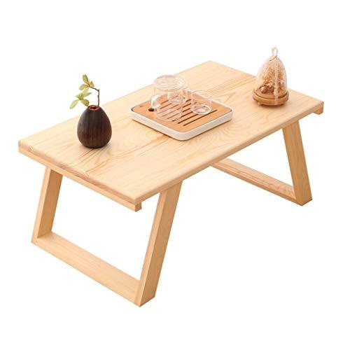Tavolino da camera Tavolino pieghevole minimalista moderno Tavolino a baldacchino in stile giapponese Tavolo da balcone for la casa Soggiorno Piccolo tavolo da pranzo Tavolini per snack ( Size : S )