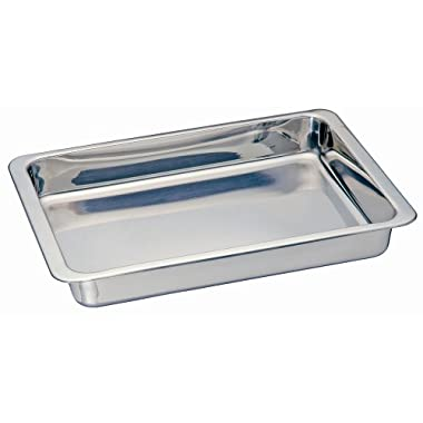 Kitchen Supply 3522 Stainless Steel Cake/Lasagna Pan, 13-Inches x 9-Inches x 2-Inches
