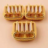 3 unids/lote filtro de aire apto para Husqvarna 545, 550 XP, 550XP Jonsered CS2252 CS2253 piezas de motosierra # 522675402