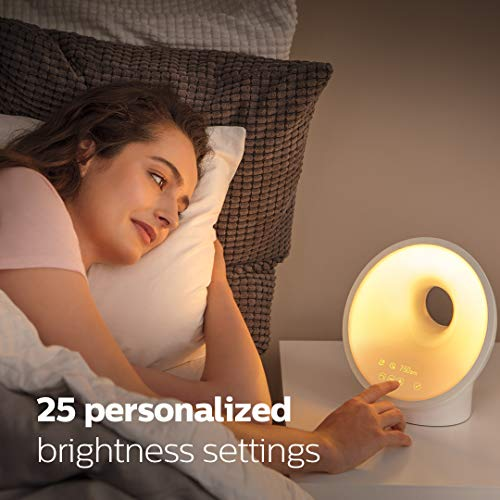 Philips hf3650/60–Light Therapy (225x 220x 120mm)