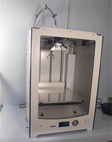 HEASEN UM2 extended 3D printer full kit(not assemble) with master single nozzl