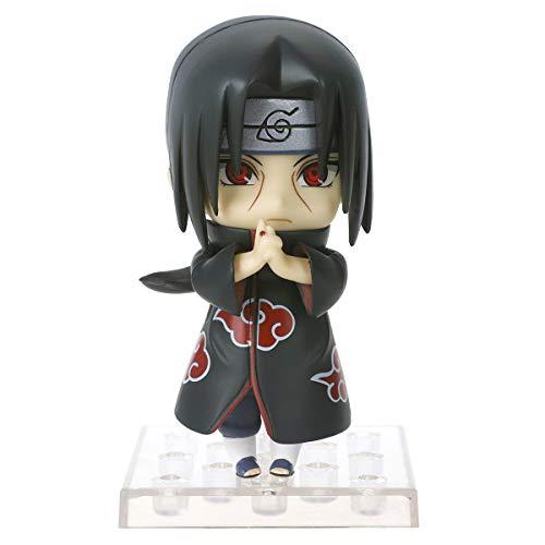 CoolChange Naruto Chibi Figur von Itachi Uchiha mit beweglichem Kopf | Motiv: A