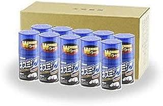 【お得用】ネズミ忌避スモークW 1箱(40ml×10個入) ねずみ忌避くん煙剤