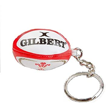 GILBERT Llavero de balón de wales rugby: Amazon.es: Deportes y ...
