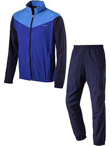 Pro Touch Energetics Herren Präsentationsanzug Trainingsanzug Finley + FLO Navy/blau, Größe:S