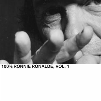 100% Ronnie Ronalde, Vol. 1