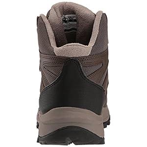 HI-TEC Women's Altitude VI I Waterproof Hiking Boot, Dark Chocolate/Black, 095M Medium US