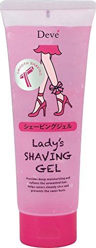 女性用シェービングクリームおすすめ商品