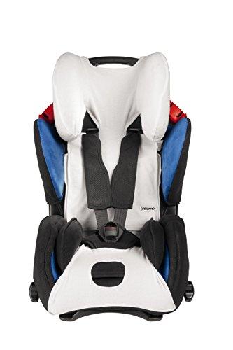Recaro Kids, Young Sport Hero Air Mesh Bezug, Kinder Autositzbezug 9-36 Kg, ausgezeichnete Luftzirkulation, Wendbar aus atmungsaktivem Mesh-Gewebe und Baumwolle