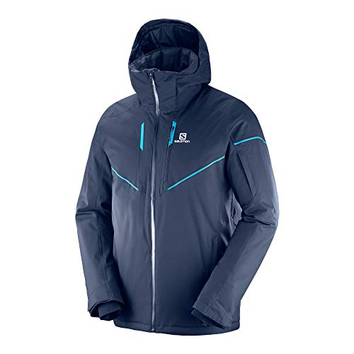 SALOMON Herren Snowboard Jacke Stormrace Jacket