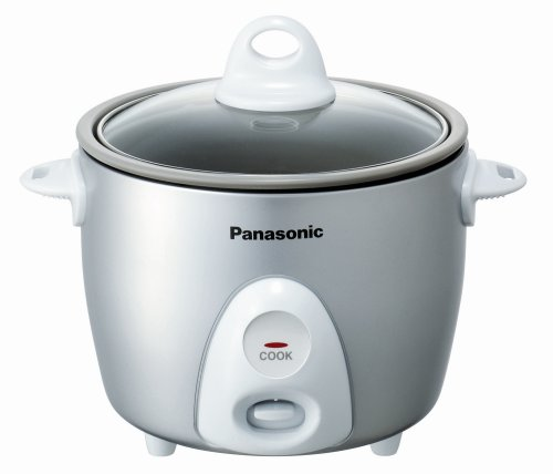 Panasonic SR-G06FG Automatic 3.3 Cup (Uncooked) Rice Cooker...