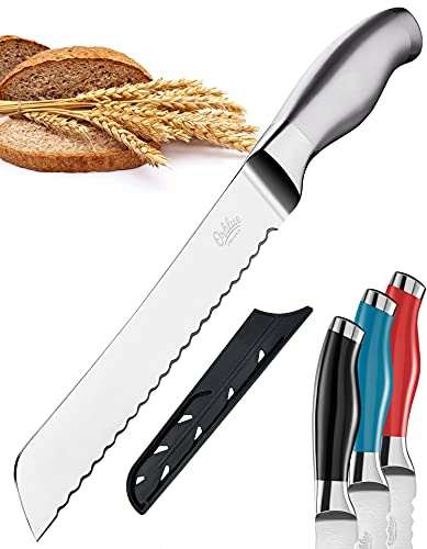 Orblue Serrated Bread Knife