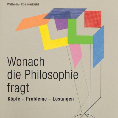 Wonach die Philosophie fragt Titelbild