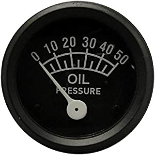 50 Pound Oil Pressure Gauge for Ford Tractor /9N9273A