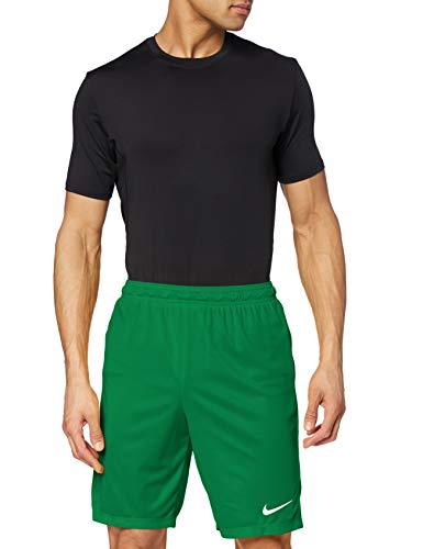 Nike Herren Park II Knit Shorts mit Innenslip, Pine Green/White, S