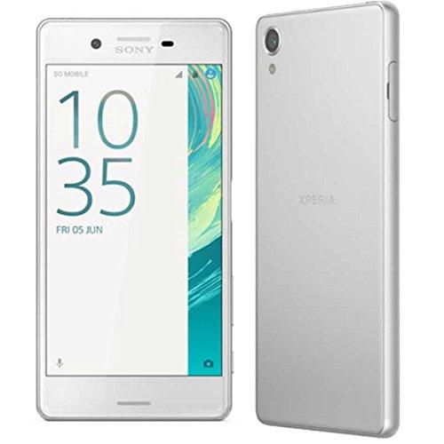 Sony Xperia X Performance Smartphone Portable débloqué 4G (Ecran: 5 Pouces - 32 Go - Nano-SIM - Android) Blanc