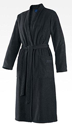Joop! Badjas dames Kimono 1616 Classic zwart - 97