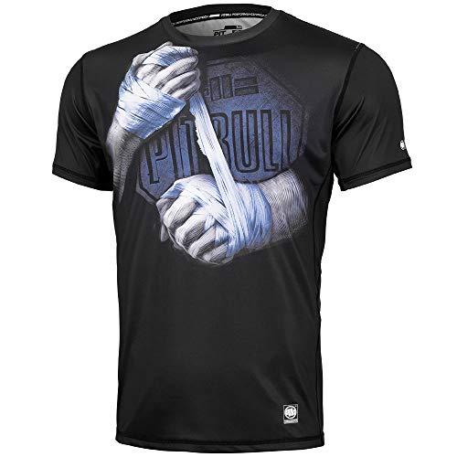 Pit Bull West Coast Training Shirt MESH...