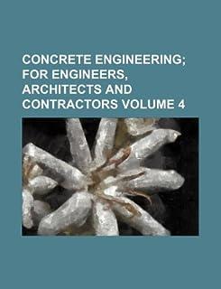 Concrete Engineering Volume 4