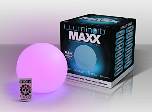 Illuminorb Maxx Multi-Purpose LED Decorative Ball