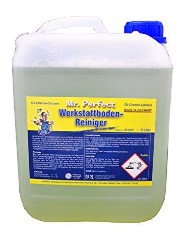 Mr. Perfect® Werkplaatsreiniger concentraat, 5 liter - vloerreiniger, industriële reiniger