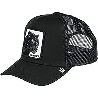 Goorin Bros Trucker Cap Black Panther Black - One-Size
