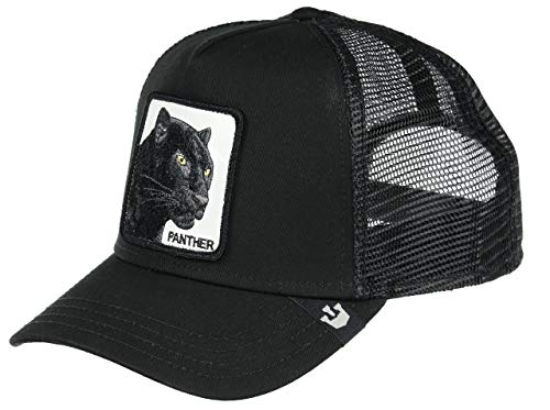 Goorin Bros Trucker Cap Black Panther Black - One-Size