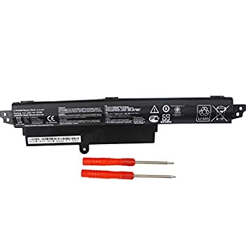 LNOCCIY A31N1302 Notebook Battery Compatible with Asus Vivobook X200CA X200M X200MA F200CA 11.6  Series Notebook MA Ultrabooks AR5B125 A31LMH2 A31LM9H 0B110-00240100E ATHEROS