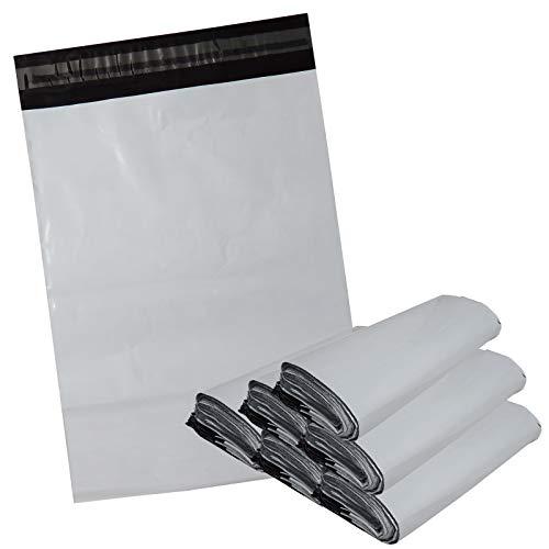 500枚業販価格!宅配用ビニール袋 34cm×25cm対応 シールテープ付き封筒 梱包用資材 クリックポスト ゆうパケット らくらくメルカリ便に 38cm×28cm+フタ4cm 白