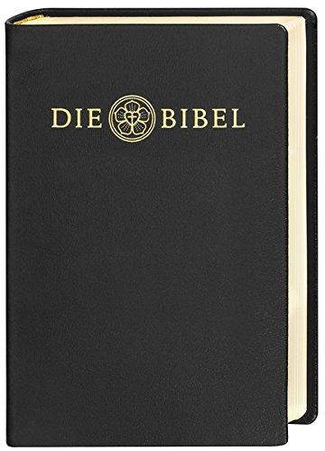 Die Bibel nach Martin Luthers Übersetzung - Lutherbibel revidiert 2017: Lederausgabe mit Goldschnitt. Mit Apokryphen und Familienchronik