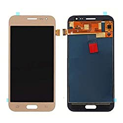 TOTTA LCD Display+Touch Screen Digitizer Combo for Samsung Galaxy J2 2015 (J200) -Gold