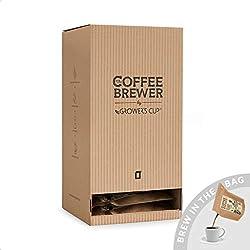 The Brew Company Desk Café, Coffeebrewer 25stk, Nachfüll-Sortiment | Perfekter Büro-Kaffee | Tolles Kaffee-geschenk für die Kaffeeliebhaber | Perfekt als Campingkaffee
