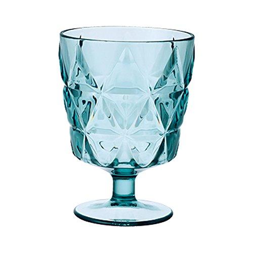 KINTO (キントー) TRIA ワイングラス 270ml ブルーグリーン 23156