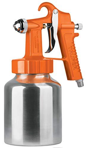 Truper PIPI-26 Pistola baja presión, vaso de aluminio, color,, pack of/paquete de 1
