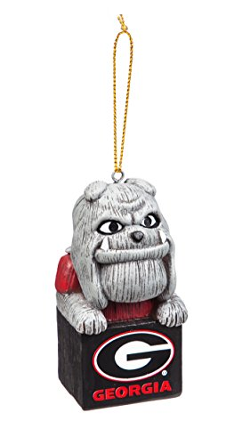 Team Sports America Georgia Bulldogs Team Mascot Ornament