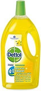 ديتول - منظف متعدد الأغراض 4 × 1 برائحة الليمون 900 مل
