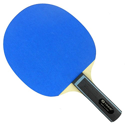 Read About YINHE Galaxy Emery Paper Racket EP-150 Sandpaper Long Handle ST Table Tennis Paddle