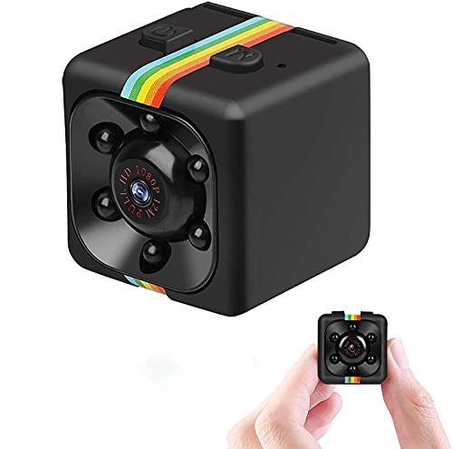 New Mini Camera HD 960P Camcorder Sports Mini DV Video Recorder Spy Cameras with Night Vision & Motion Detection Security Camera