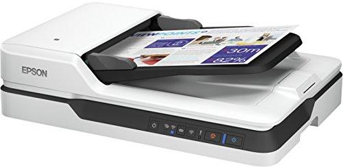 Epson WorkForce DS-1660W DIN A4 Dokumentenscanner (600dpi, USB 3.0, Duplexscan, Drei-Pass, WLAN, NFC) - 4