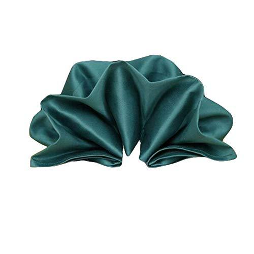 Serviettes 4er-Pack Tissu Serviettes Set environ 40x40 cm Noble Brillant Crème Couleurs