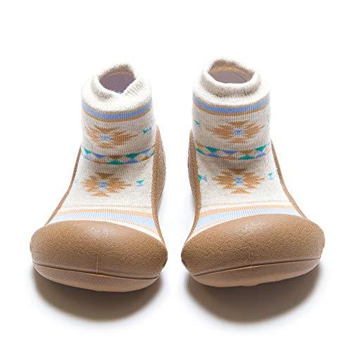 Attipas Nordic Chaussures premiers pas - bleu - marron, 19 EU