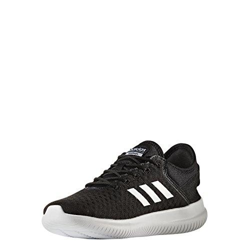 adidas Damen Cf Qtflex W Fitnessschuhe, Schwarz (Negbas/Ftwbla/Negbas), 39 1/3 EU