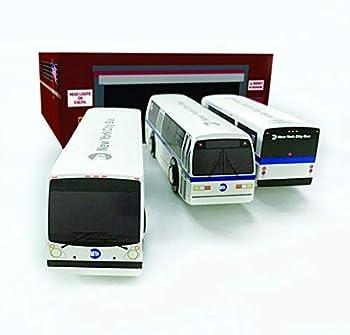 Munipals Bus and Depot Set MTA Licensed