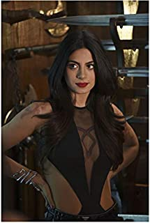 Shadowhunters: The Moral Instruments Emeraude Tobia as Isabelle Lightwood Waist Up Shot Looking Sexy 8 x 10 Inch Photo