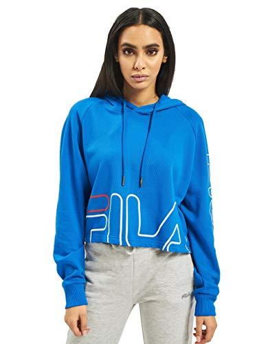 FILA Active Damen Hoodies Active UPL Callia Cropped blau XS